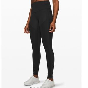 EUC🤩 LULULEMON ALL the RIGHT PLACES 4-way stretch